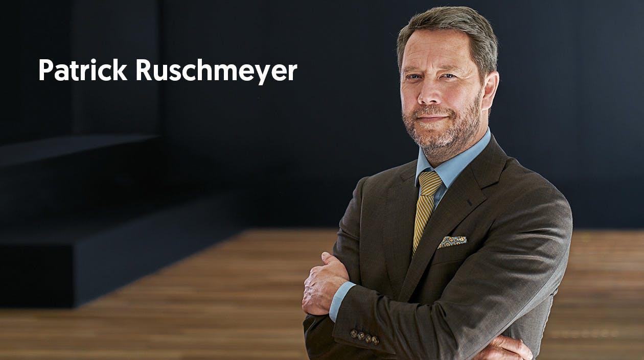 Patrick Ruschmeyer, Senior Partner der Cassini Consulting AG