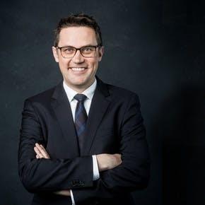 Dr. André Stebens, Vorstand Cassini AG