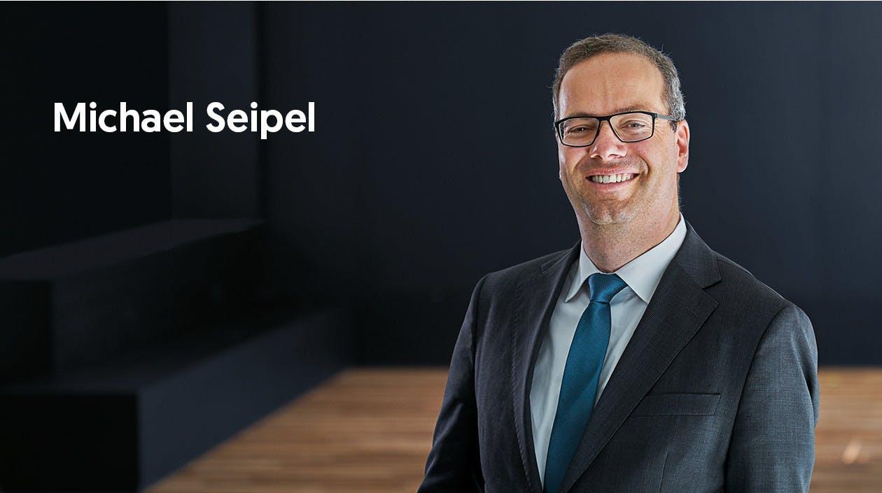 Michael Seipel, Senior Partner der Cassini Consulting AG