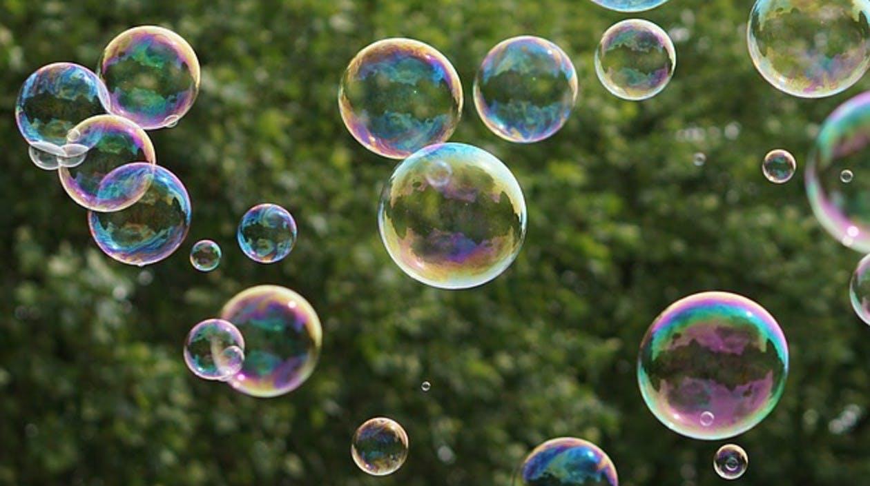 Seifenblasen - Erwartungsmanagement