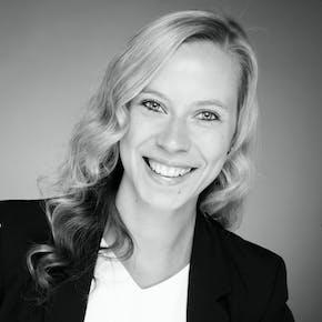 Carina Salzmann, Consultant, Cassini Consulting