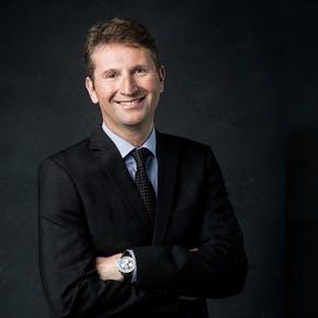 Klaus Mahle, Vorstand Cassini AG