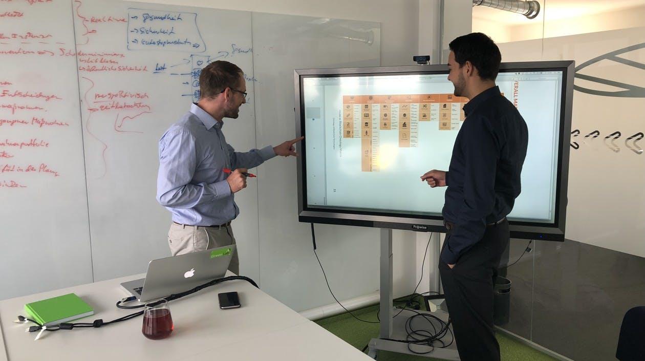 GreenLab zu Blockchain