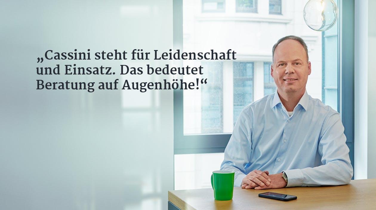 Michael Schmidt, Management Consultant Cassini Consulting AG