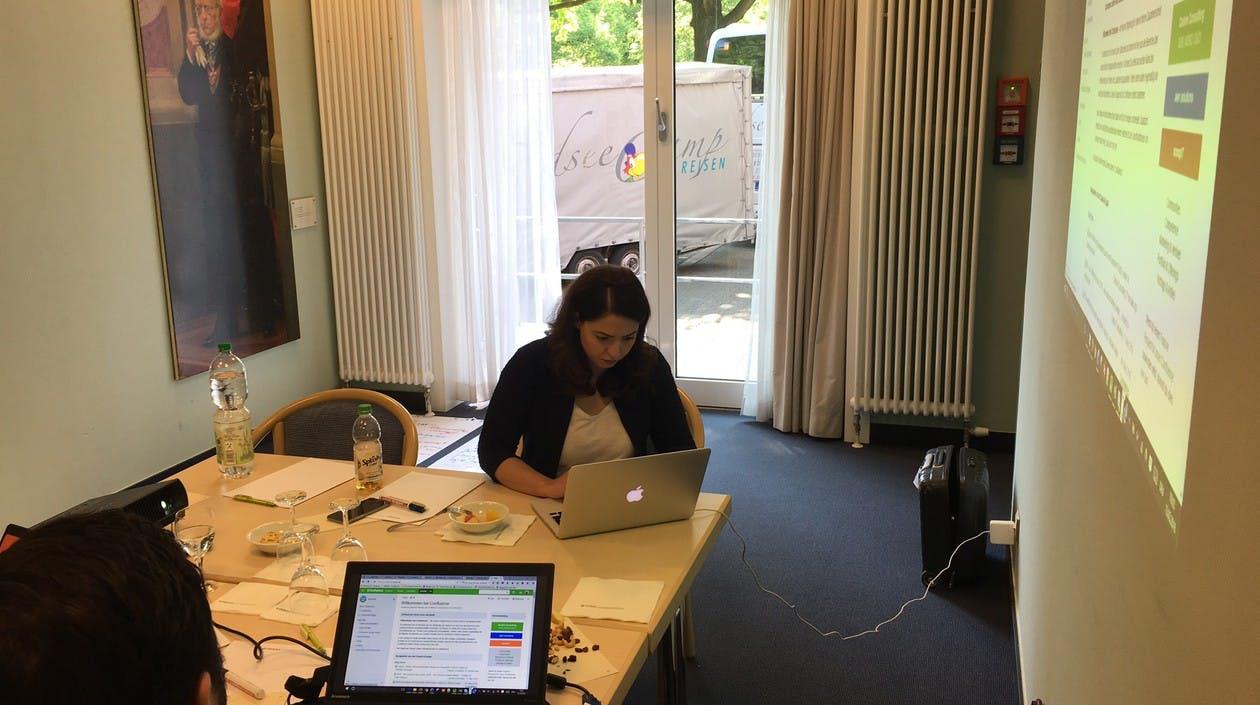GreenLab Agile HR Offsite Berlin