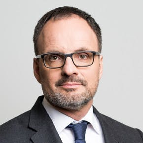 Dr. Florian Theißing, Management Consultant, Cassini Consulting AG