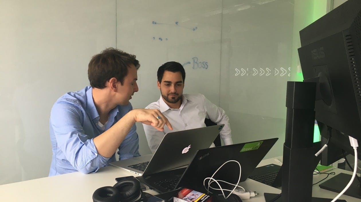 GreenLab Boards on Blockchain
