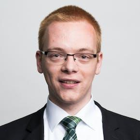 Lukas Josuhn, Consultant, Cassini Consulting