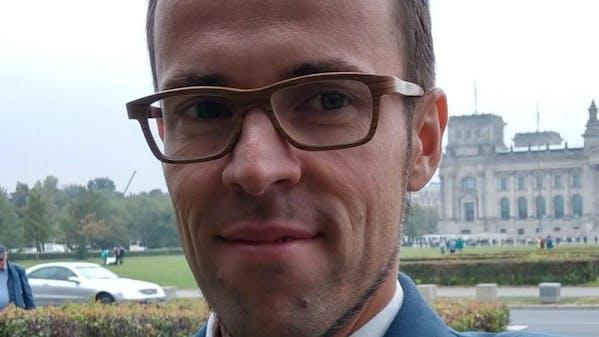 Falk Lepie, OZG-Experte in der Landesverwaltung von Sachsen-Anhalt und FIM-Trainer