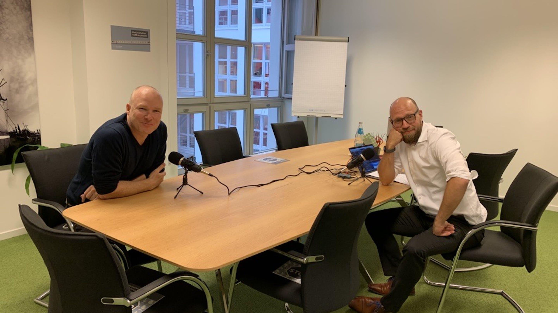 Podcast Bosse Küllenberg, ETERNA Mode GmbH