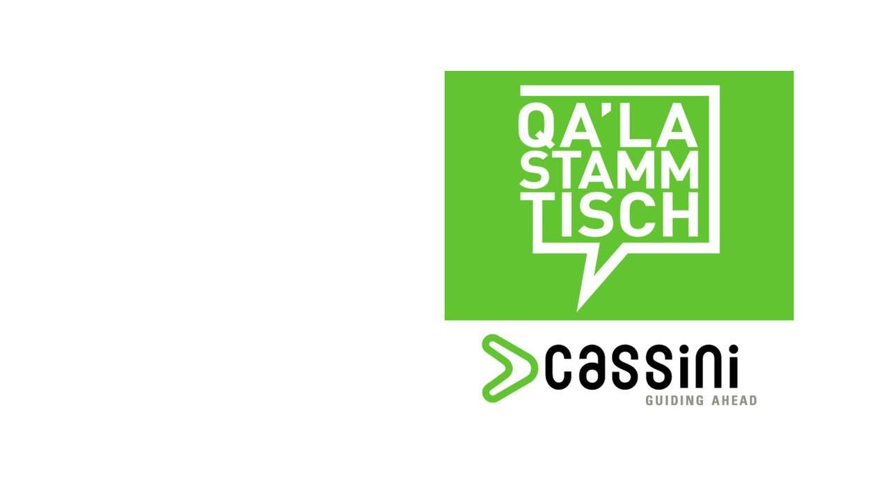 QA'la Stammtisch Cassini Consulting