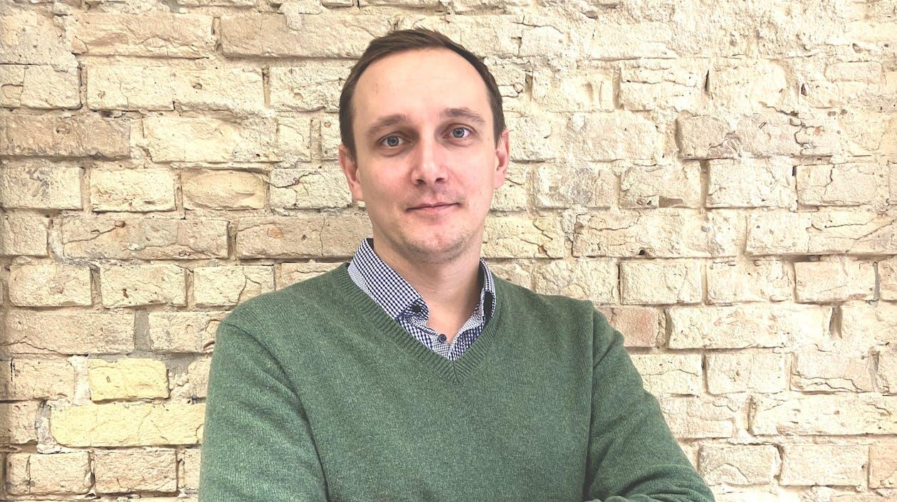 Jan Schmidt, Global Director IT & IT Security bei Gorillas