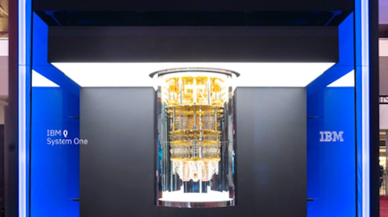 "IBM Q System One ""Raleigh"""