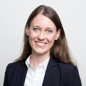Larissa Geissel, Consultant, Cassini Consulting