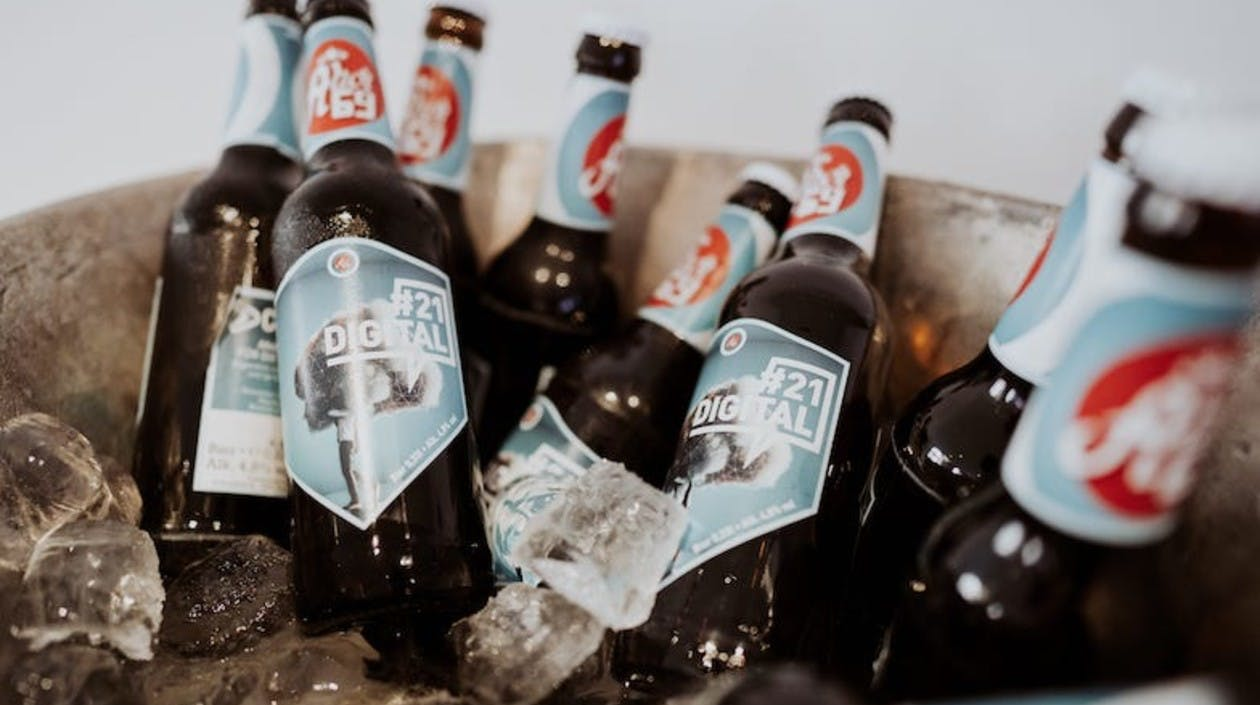 #21digital Bier
