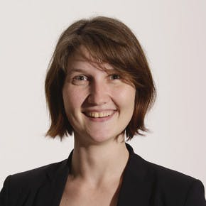 Alina Kukarina, Consultant, Cassini Consulting