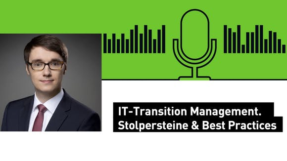 Podcast IT-Transition Management