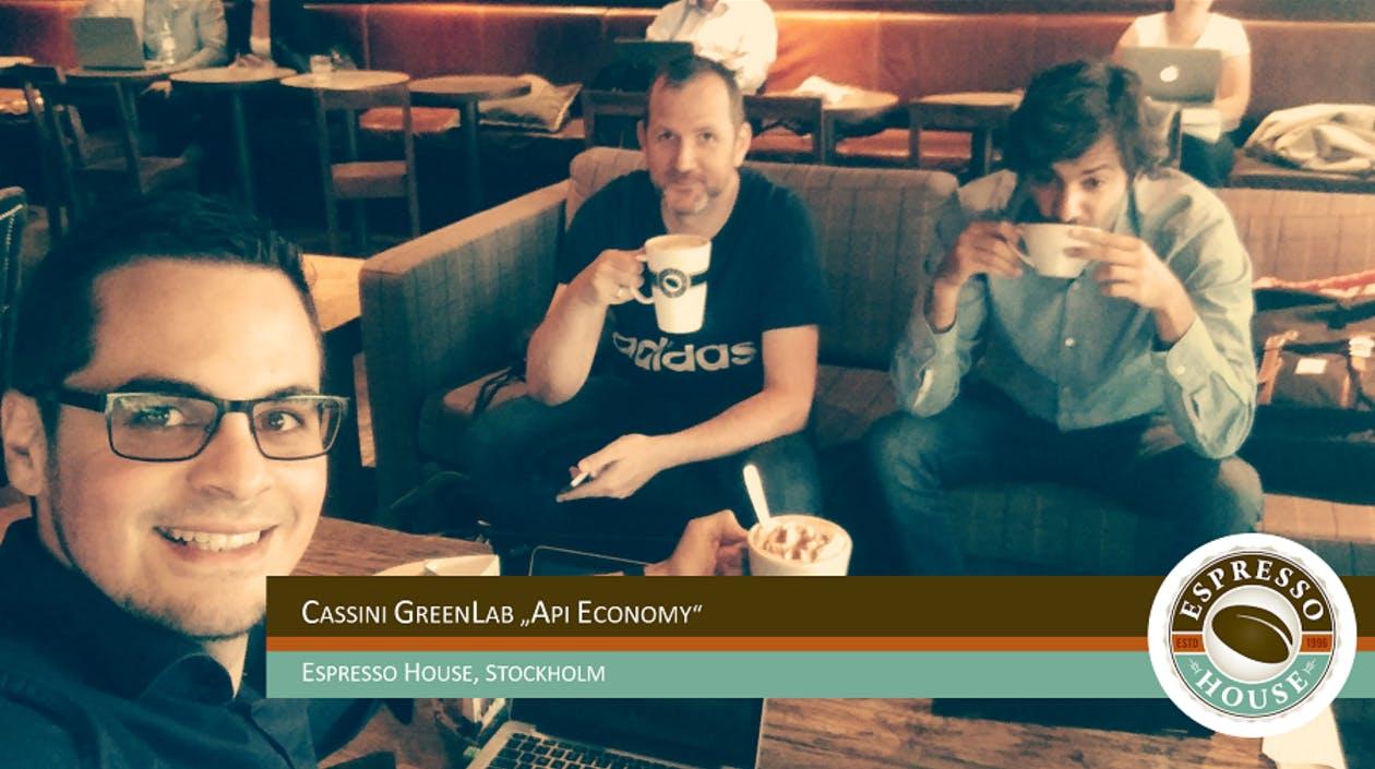 Kaffee in Stockholm
