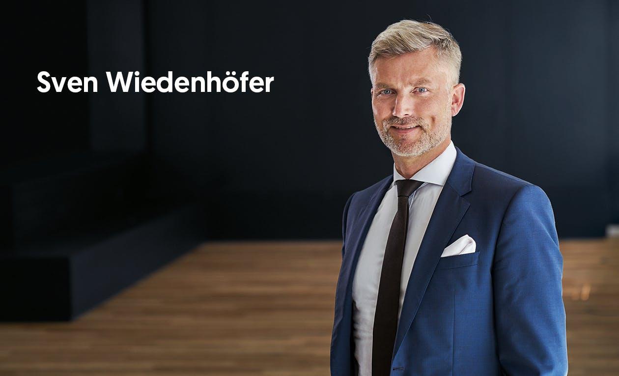 Sven Wiedenhöfer, Senior Partner der Cassini Consulting AG