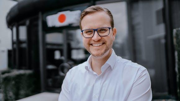 Christoph Batzilla, Director Sales & Marketing der WOLF GmbH