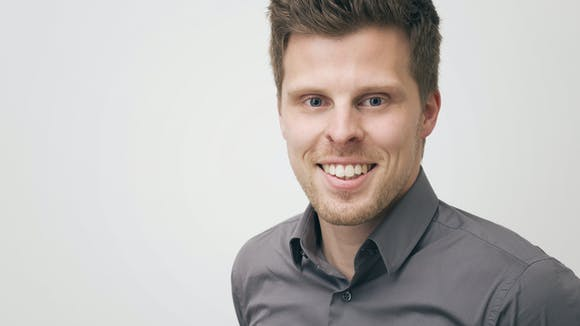 Michael Jüdiges, CEO von Connectivity Solutions