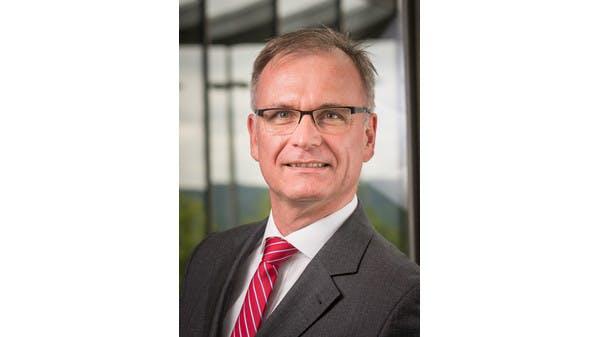 Dr. Andreas Mündel, Senior Vice President Innovation & Strategy bei der DHL Group