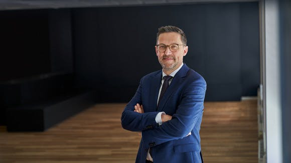 André Stebens, CEO, Cassini Consulting