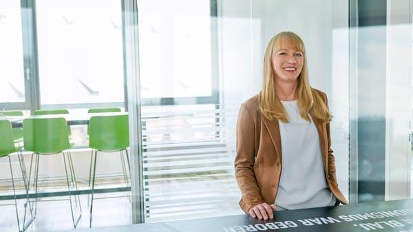 Beraterin Franziska Wauch über Cassini Consulting.