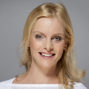 Anja Zerbin, Head of Digital Culture Postbank