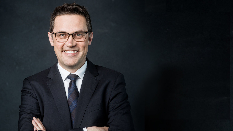 Dr. André Stebens, Vorstand Cassini AG, CEO Cassini Consulting AG