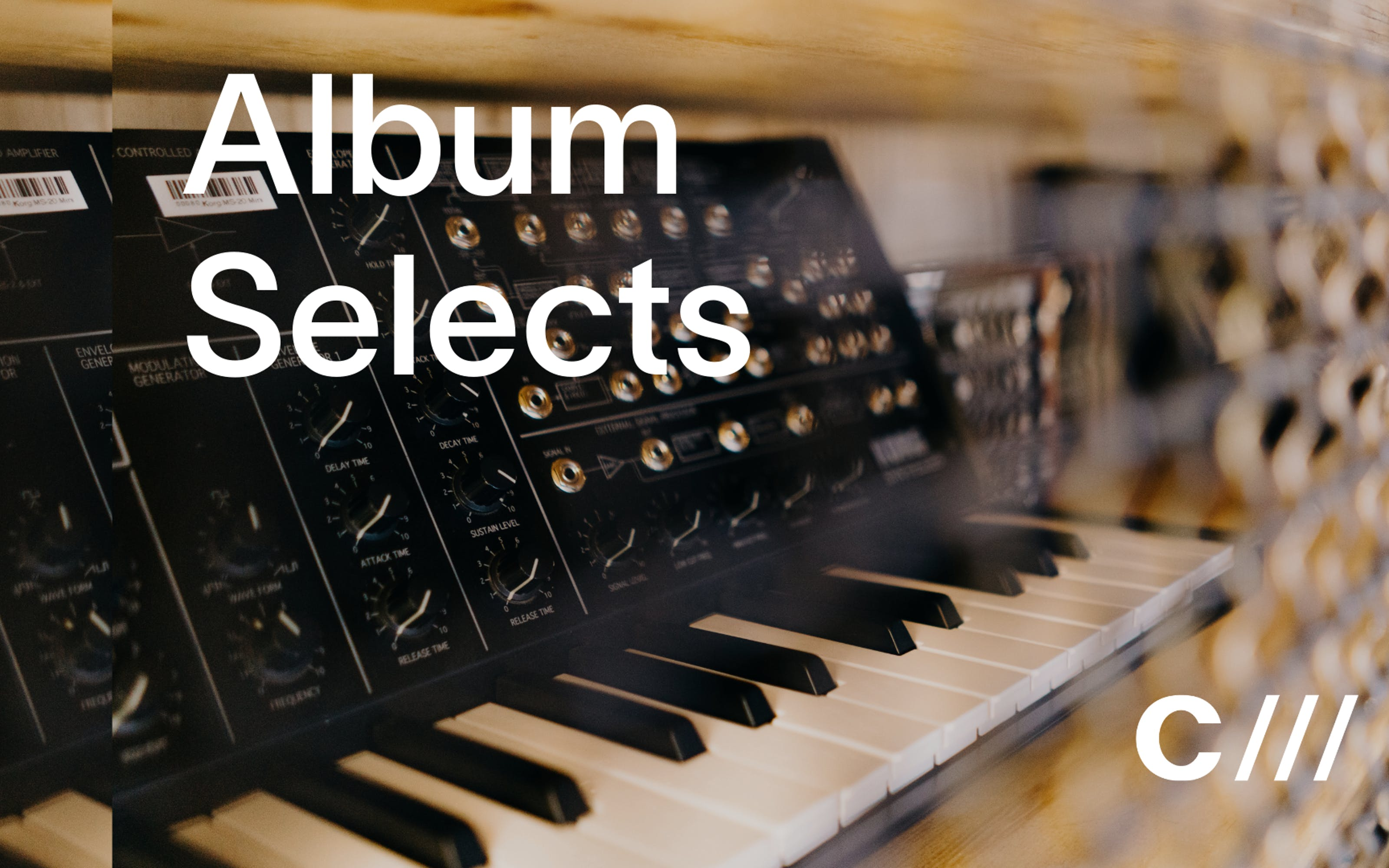 CAP Selects: Albums - a weekly series showcasing the outstanding work of Catalyst Berlin Creative Audio Production & Sound Engineering students