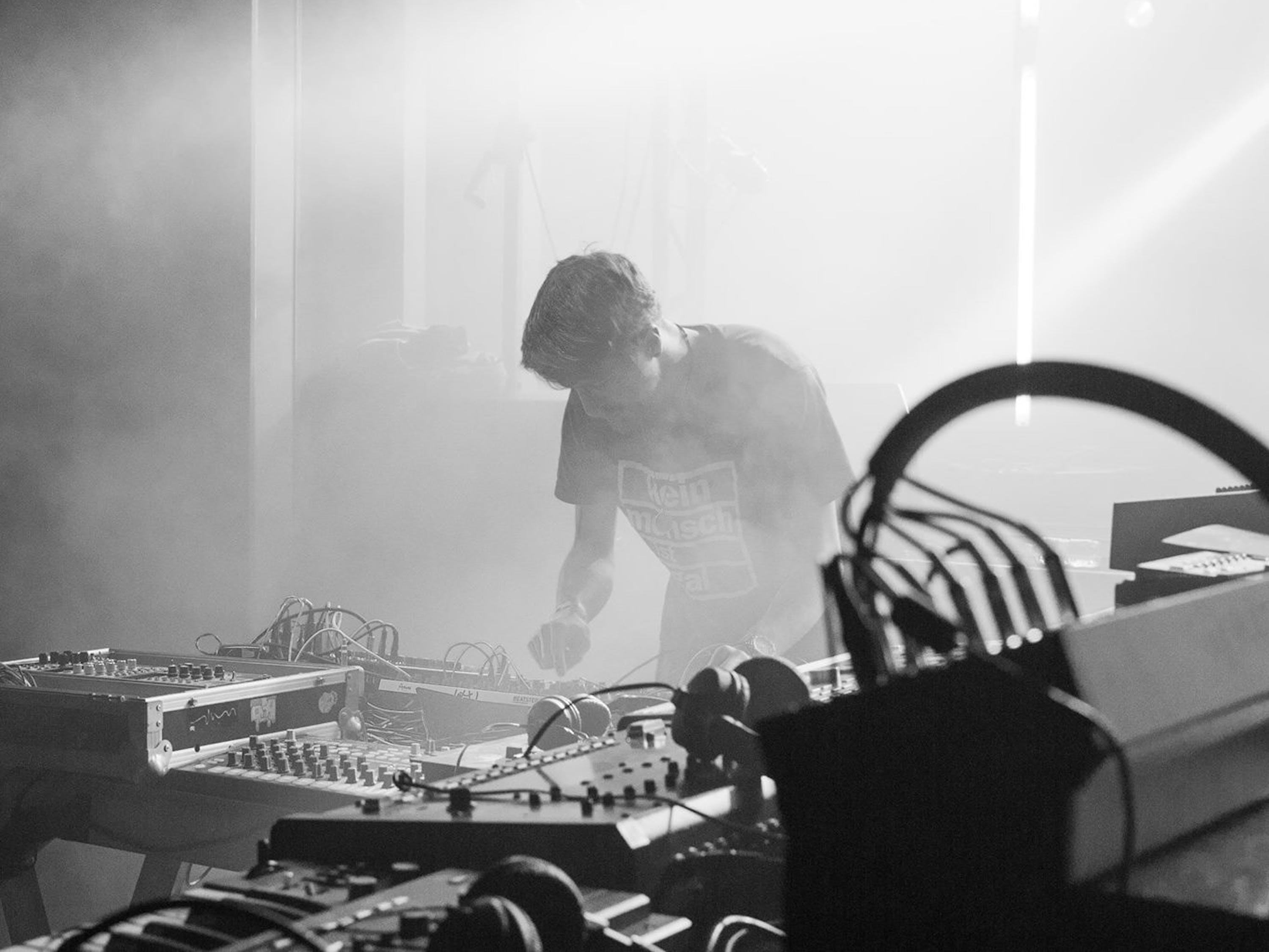 Tom Reger, Antilophobia | Catalyst Berlin Music student