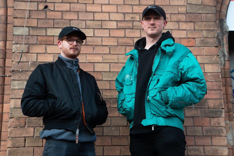 SURMA & Rian |MURTUMA dark techno collective | Catalyst Berlin Music alumni