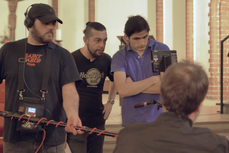 One Way Ticket, short film by Catalyst Berlin Film Alumnus Christos Doulgerakis