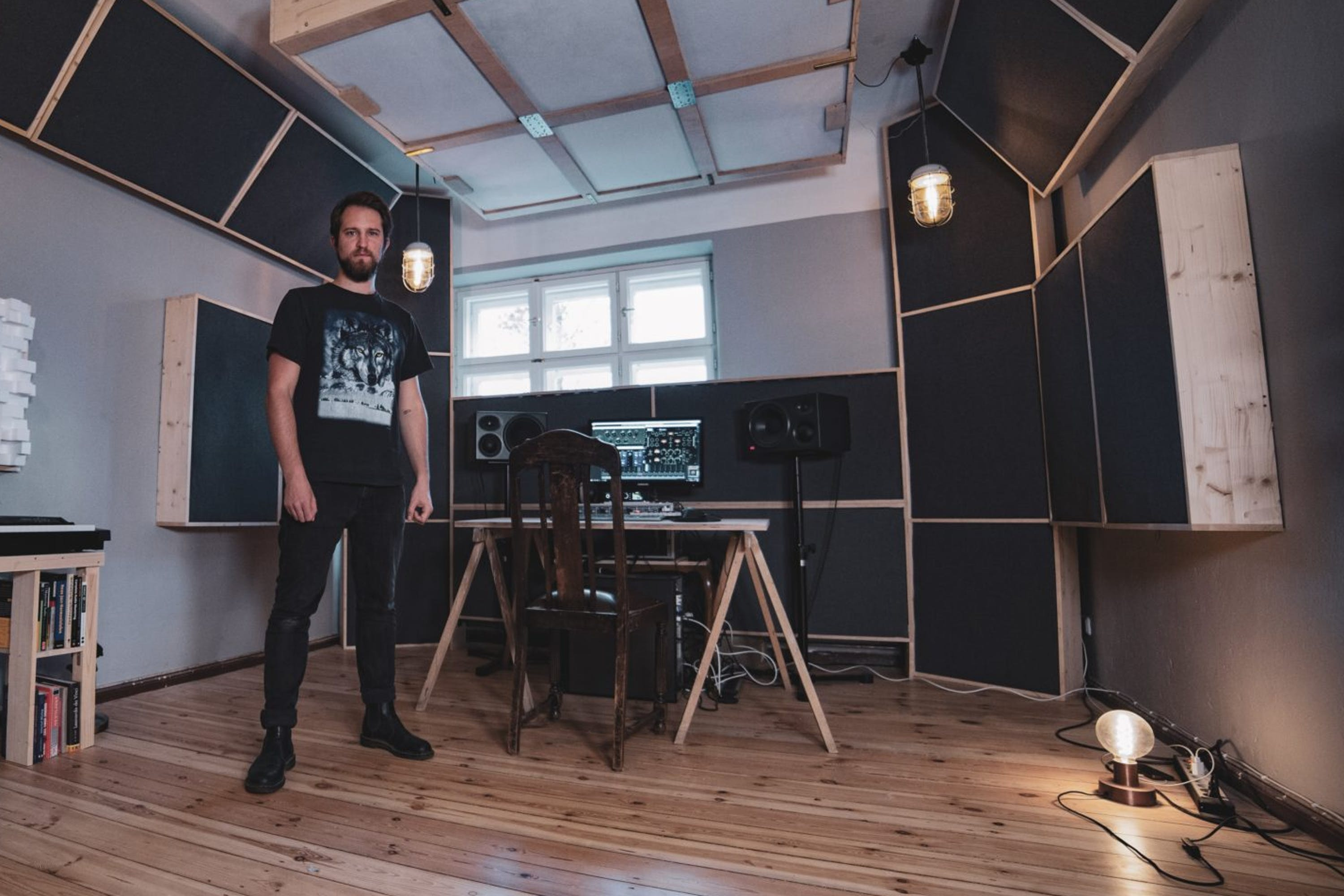 Mixing Engineer and Music Tutor Philip Röder on How to Build Your Own Studio | Catalyst Berlin