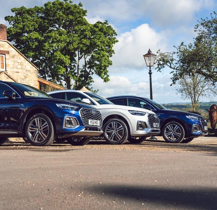 2021 Audi Q5 Sportback line up