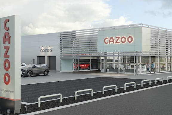 Cazoo Customer Centre in Manchester