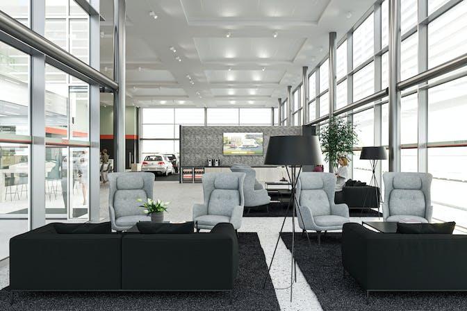 Manchester CCC Interior