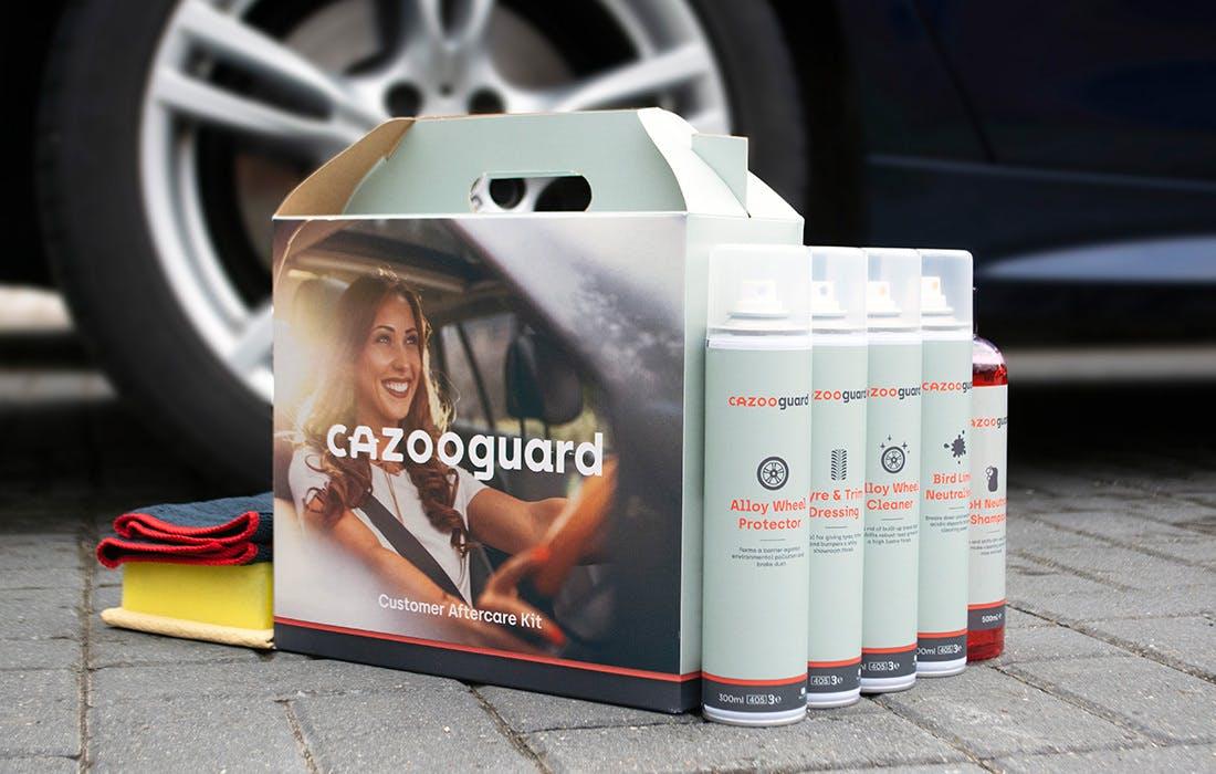 Cazoo car goodies