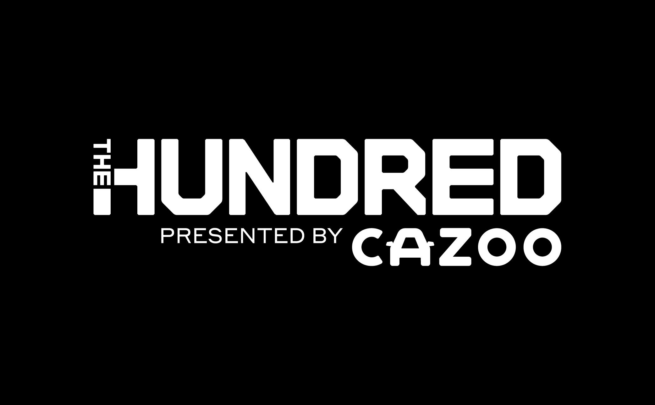 Cazoo The Hundred Sponsorship
