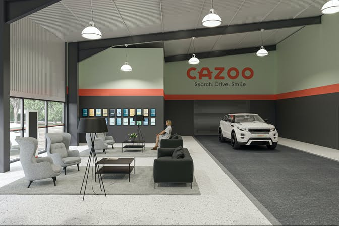 CCC interior