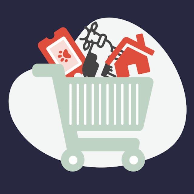Online purchasing hotspots header