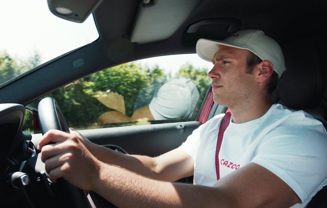 Cazoo Test Drive