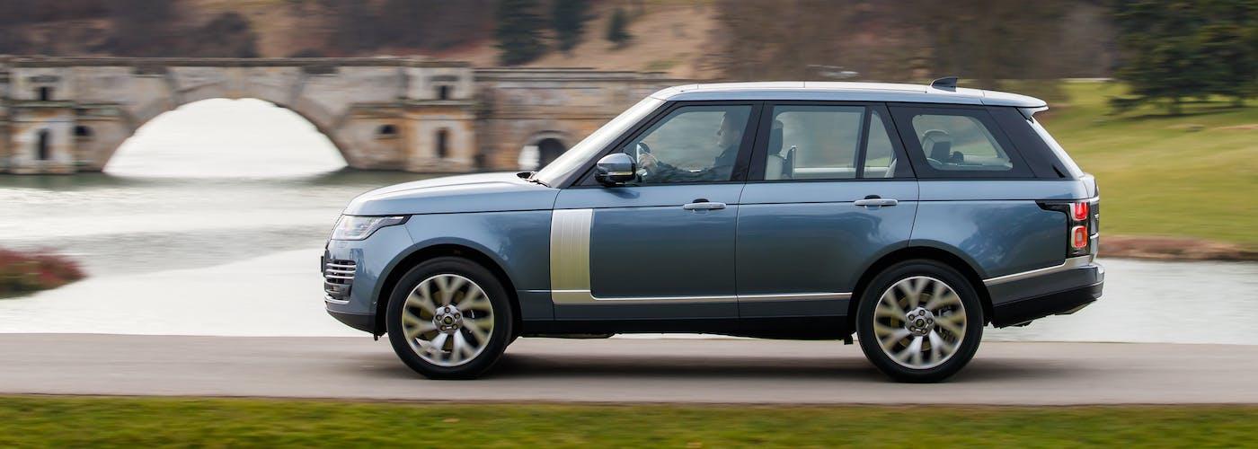 Range Rover side