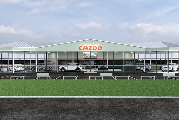 Bishop Auckland Cazoo Customer Centre