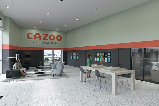 Cazoo Customer Centre in Tamworth