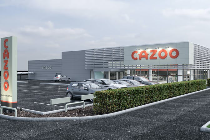 Cazoo Customer Centre in Birmingham