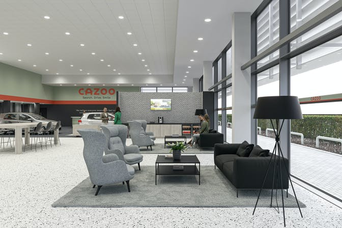 Cazoo Customer Centre in Birmingham