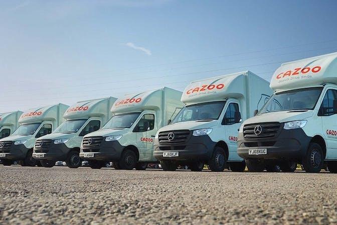 Cazoo transporters