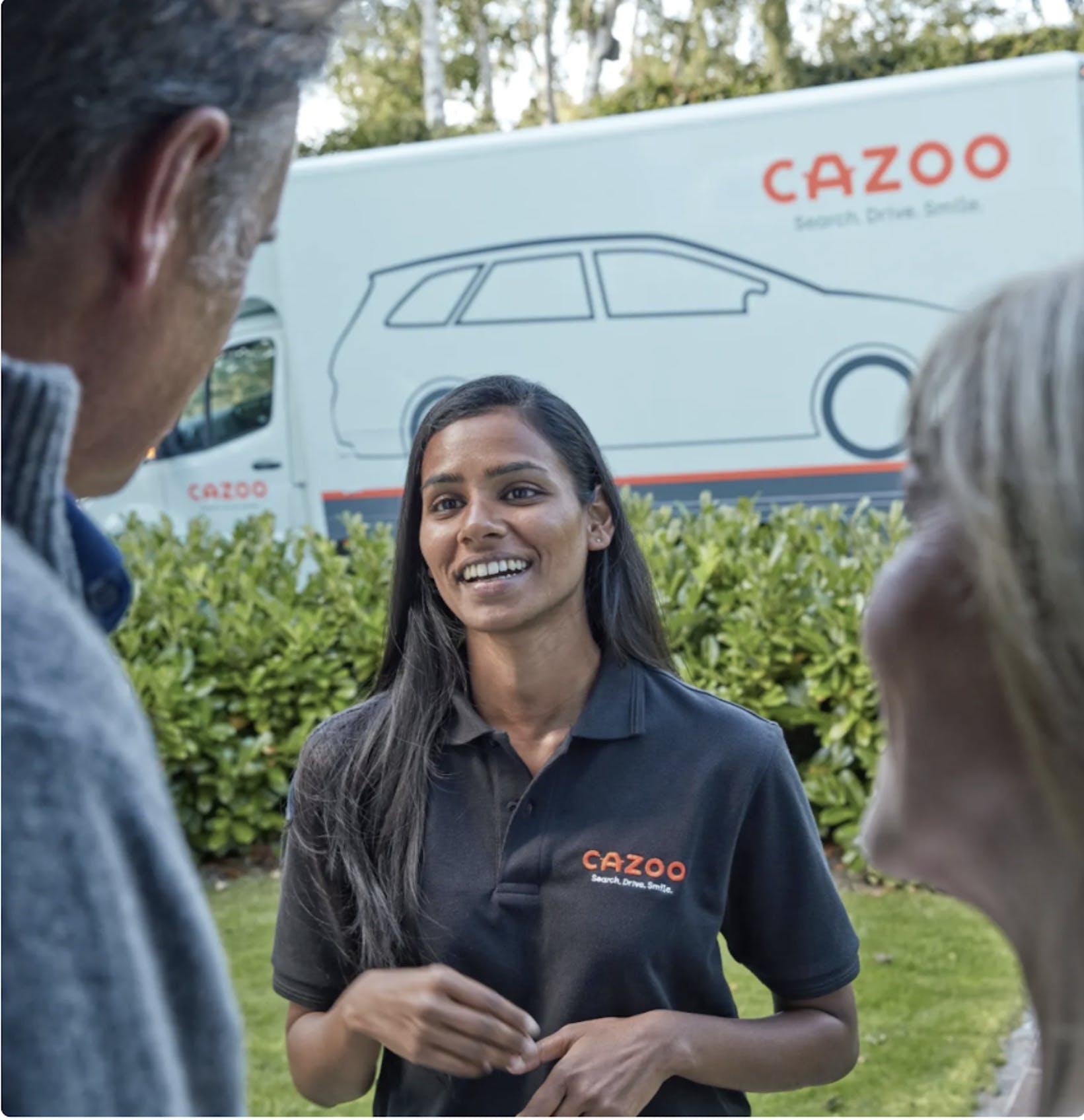 Cazoo handover specialist